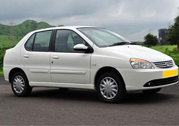 Tata indigo for rent