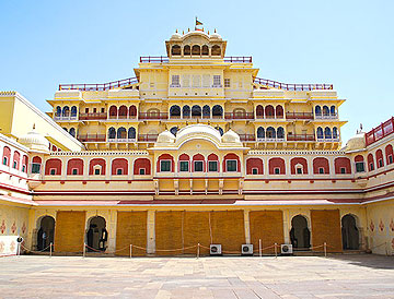 tourist palace in Jaipur