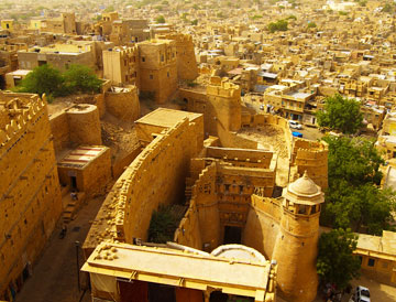 Tourist Attractions in Jaisalmer