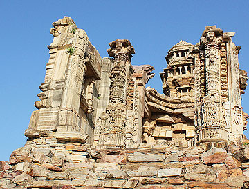 tourist palace in Chittorgarh